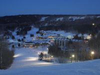 Horseshoe Valley Resort panoramic