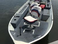 Fishing boat from Diverse Rentals